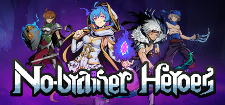 No-brainer Heroes 挂机吧!勇者 Cover Image