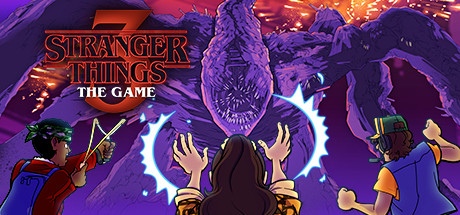 Stranger Things 3 The Game On Steam