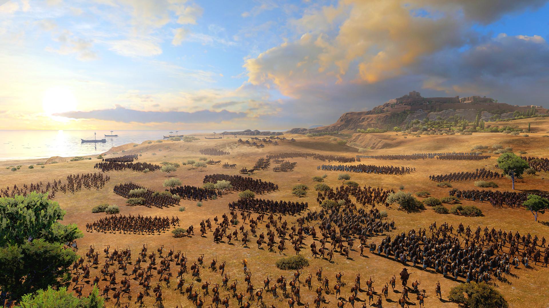 Total War Saga: TROY [2020|Rus|Eng|Multi13]