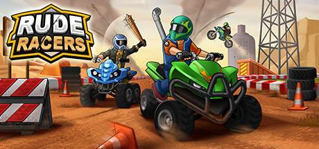 Rude Racers: 2D Combat Racing Cover Image
