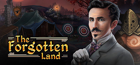 The Forgotten Land Cover Image