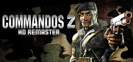 Commandos 2 - HD Remaster Cover Image