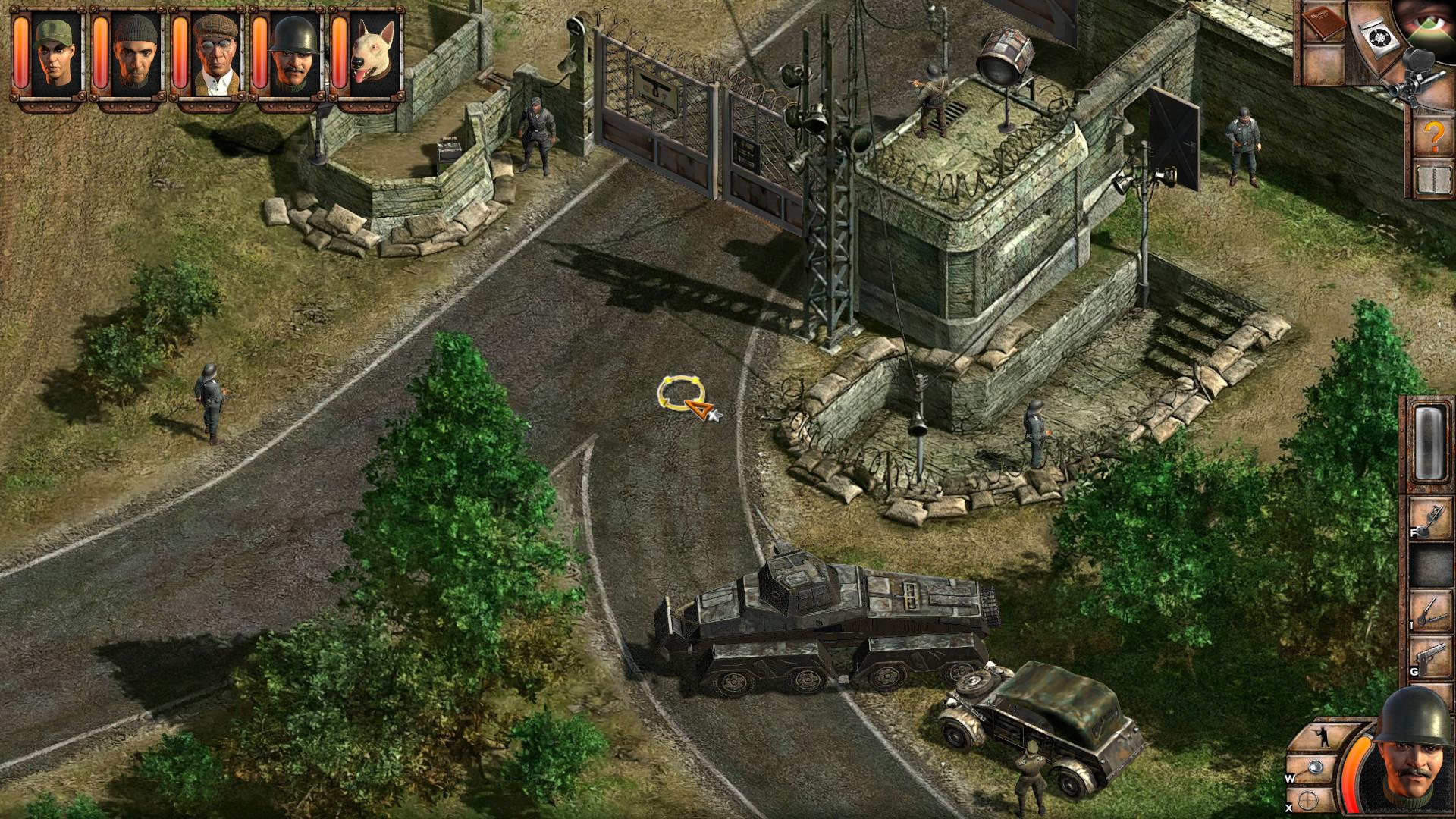 commandos 2 game review