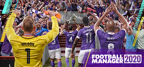 Football Manager 2020 Cover Image