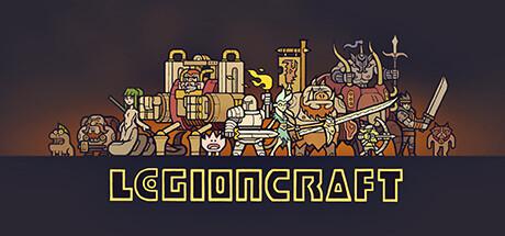 LEGIONCRAFT Cover Image