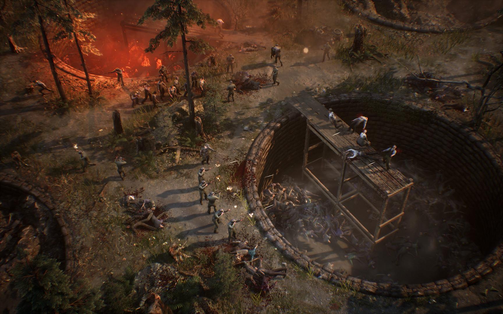 La estrategia de la vieja escuela de War Mongrels también llegará a Xbox One y Xbox Series X 2