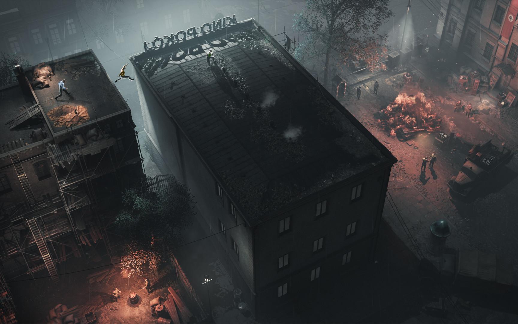 La estrategia de la vieja escuela de War Mongrels también llegará a Xbox One y Xbox Series X 3