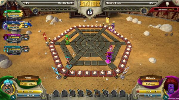 Warriors:_Rise_to_Glory!_Online_Multiplayer_Open_Beta游戏最新中文版《战士们:走向荣耀!在线多人开放测试版》