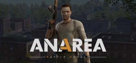ANAREA Battle Royale Cover Image
