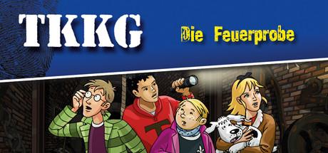 TKKG – Die Feuerprobe
