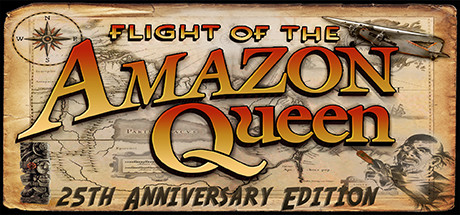 Flight of the Amazon Queen: 25th Anniversary Edition Cover Image