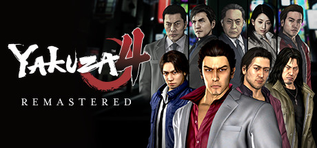 Yakuza 4 Remastered Capa