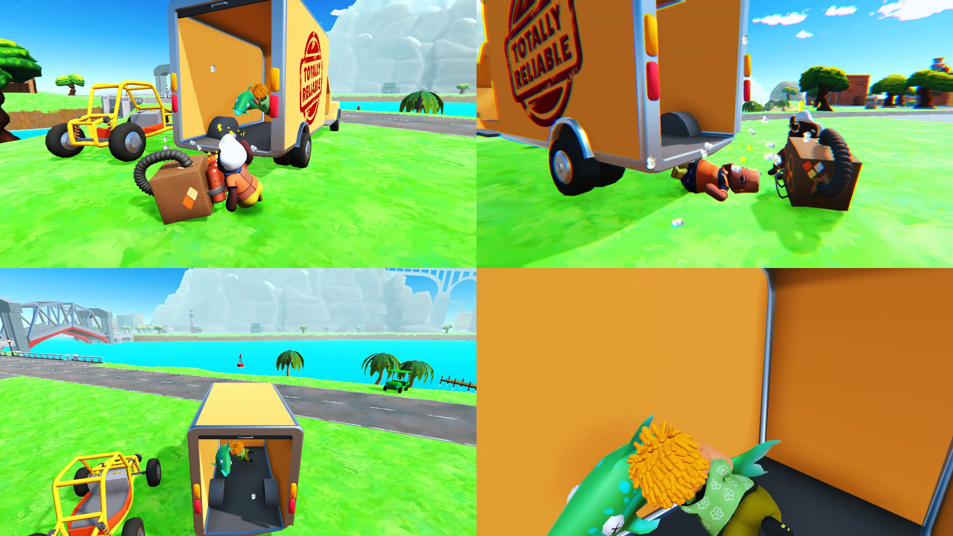Totally Reliable Delivery Service Beta On Steam