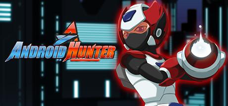 Android Hunter A Capa