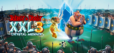 Asterix & Obelix XXL 3  - The Crystal Menhir Cover Image