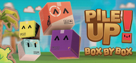 Pile Up Box by Box [PT-BR] Capa