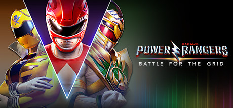 Power Rangers: Battle for the Grid no Steam