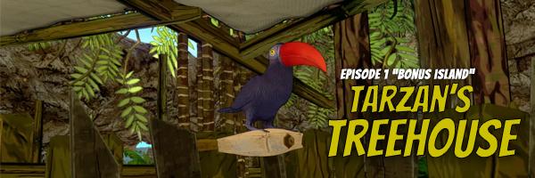 Tarzan VR™  Issue #1 - THE GREAT APE