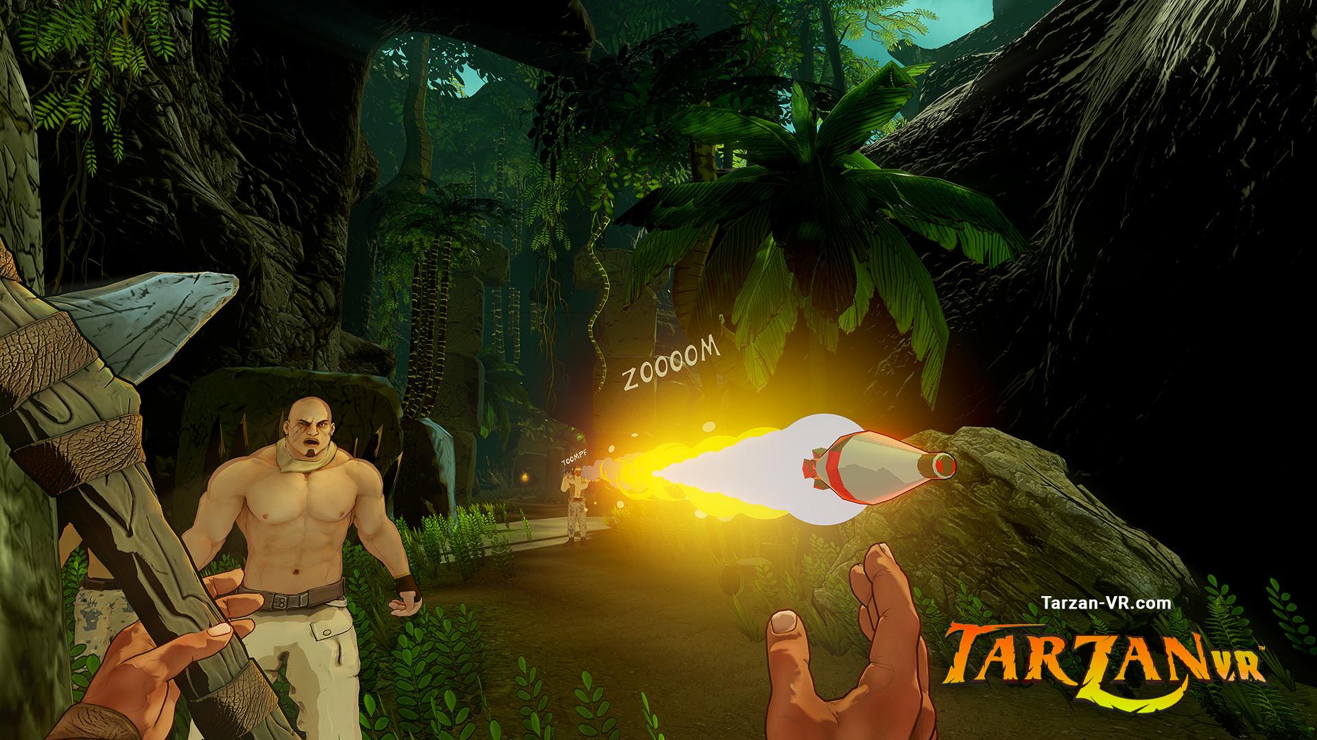 Oculus Quest 游戏《Tarzan VR™》泰山 VR™插图(3)