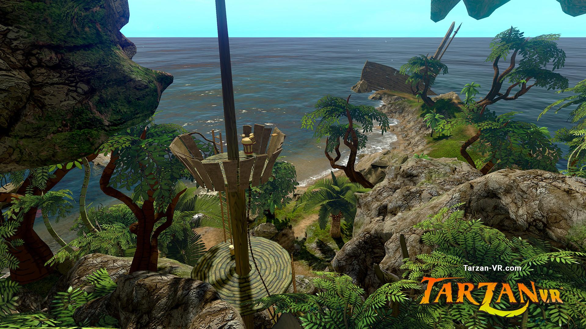 Oculus Quest 游戏《Tarzan VR™》泰山 VR™插图(2)