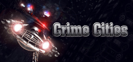 Crime Cities Cover Image