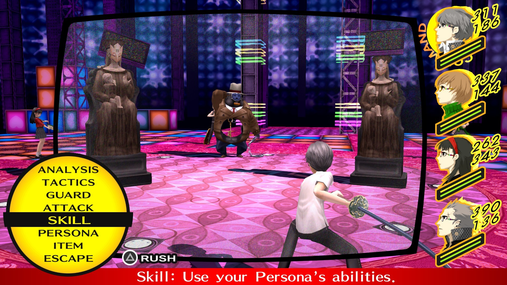 Persona 4 Golden On Steam