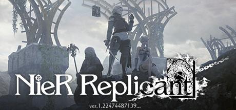 NieR Replicant™ ver.1.22474487139... Cover Image