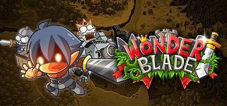 Wonder Blade Capa