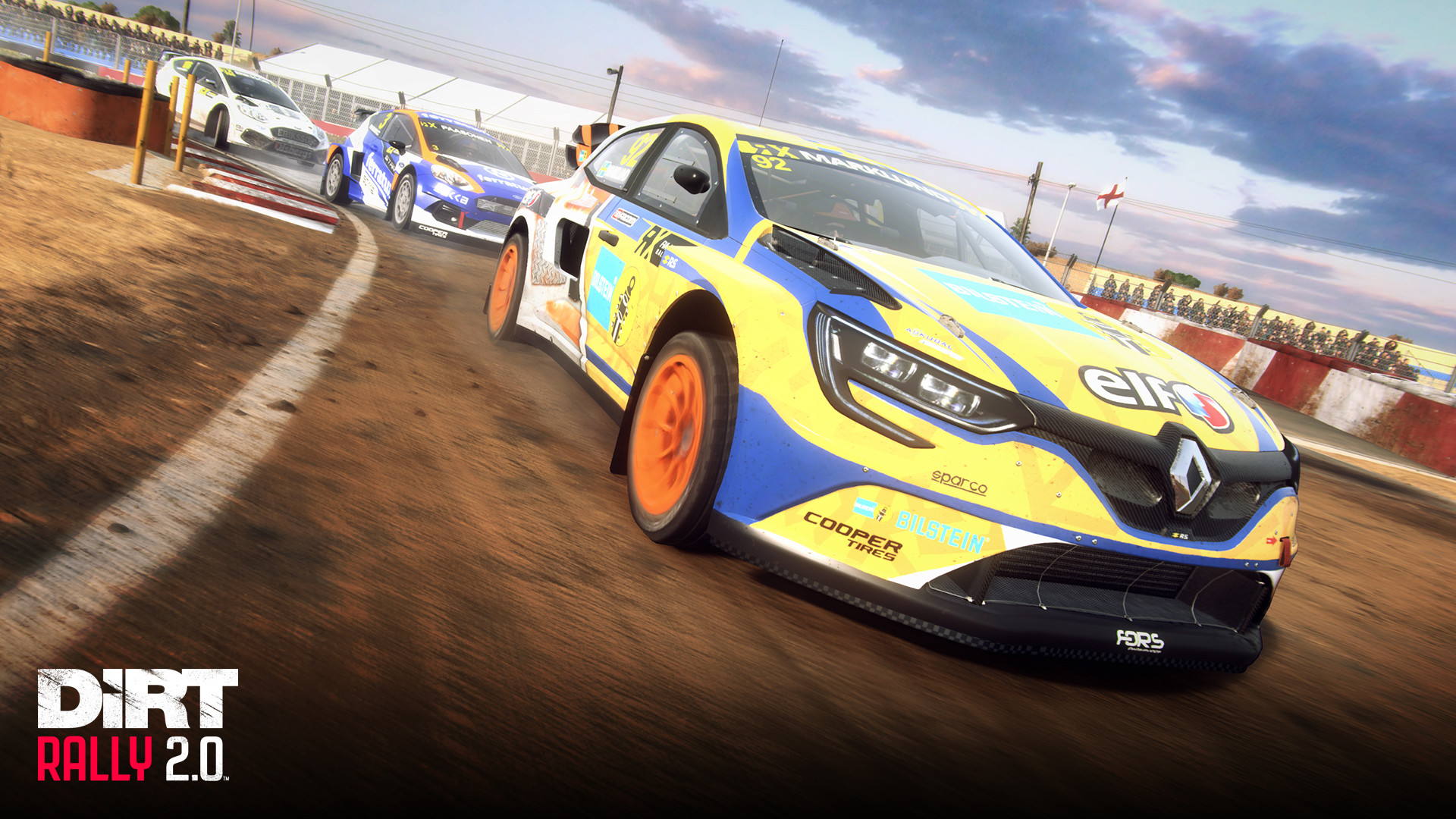 Dirt Rally 2 0 Renault Megane R S Rx On Steam