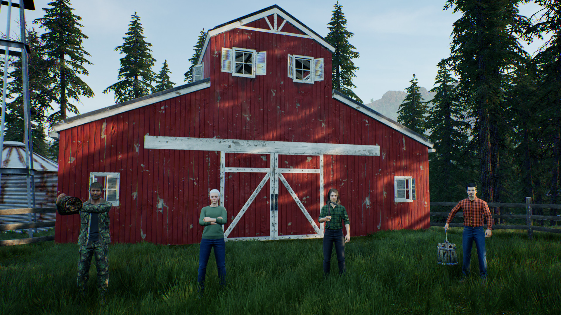 Ranch Simulator · Ranch Simulator - The Realistic Multiplayer Agriculture  Management Sandbox; Farm, Harvest, Hunt & Build · AppID: 1119730 · SteamDB