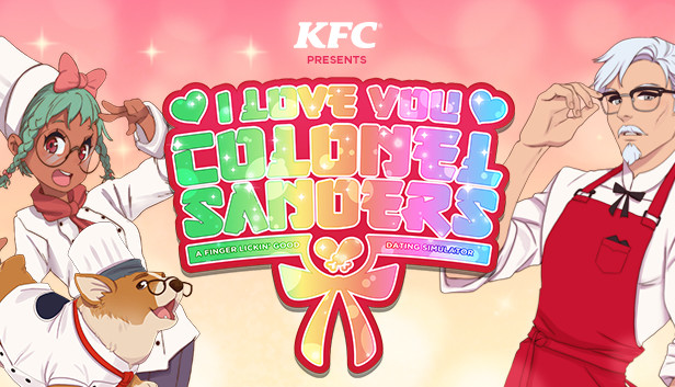 I Love You, Colonel Sanders! A Finger Lickin' Good Dating Simulator on Steam