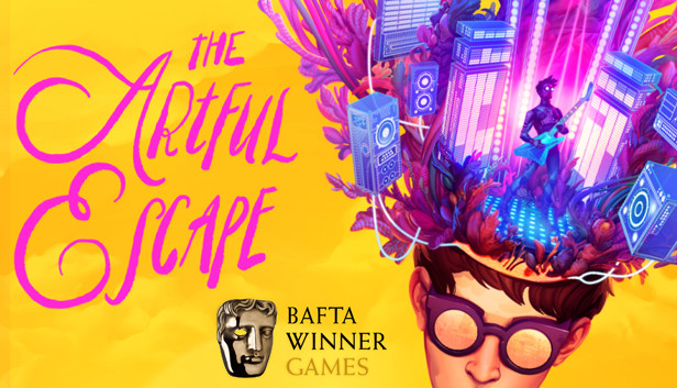 The Artful Escape on Steam