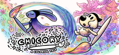Chicory A Colorful Tale [PT-BR] Capa