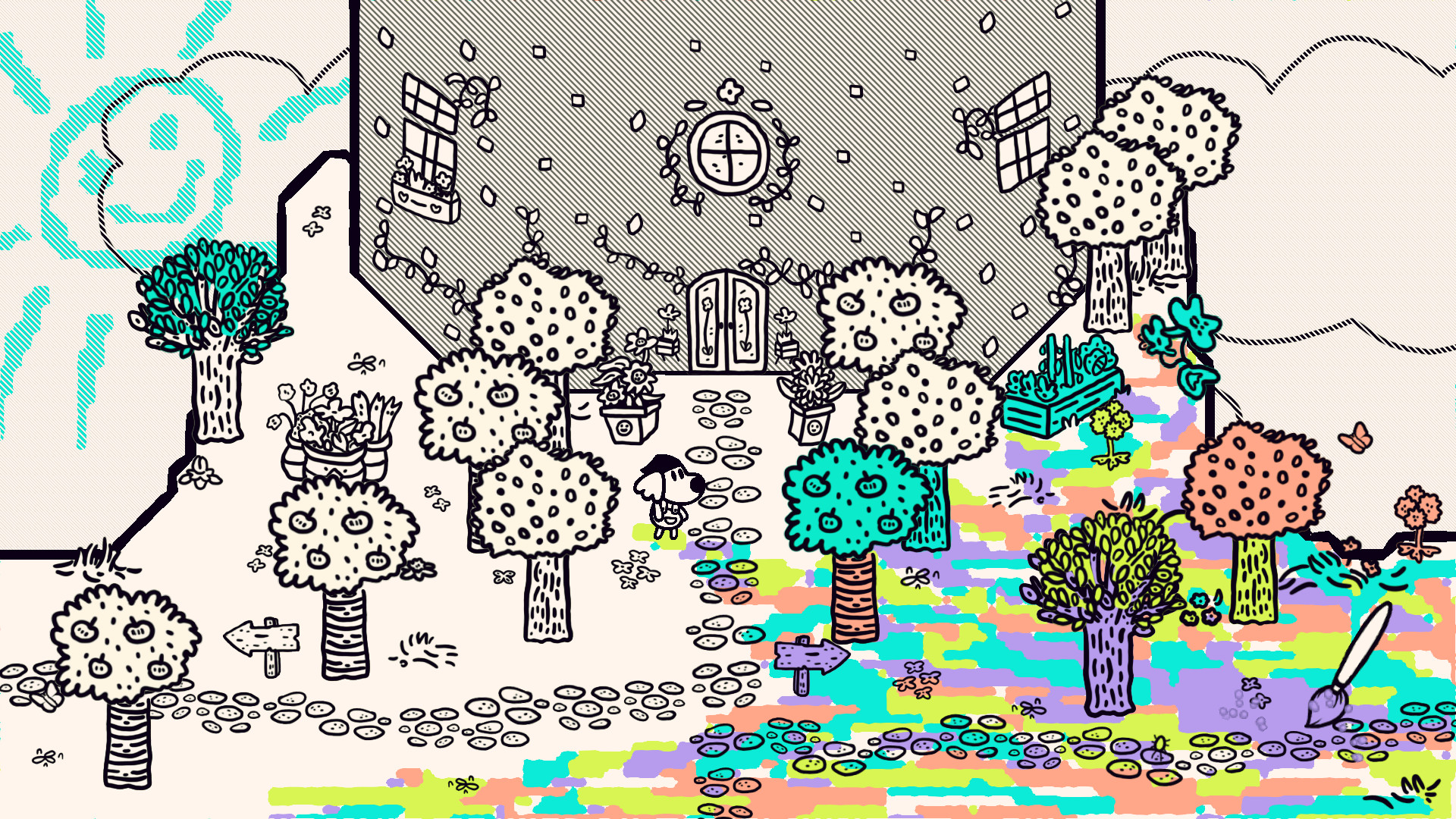 Chicory A Colorful Tale Free Download