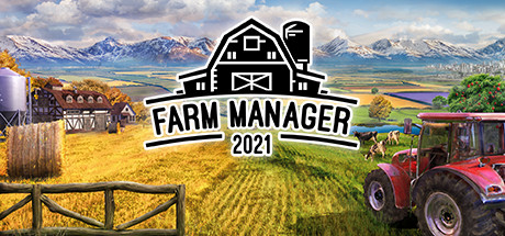 Farm Manager 2021 Cover Image
