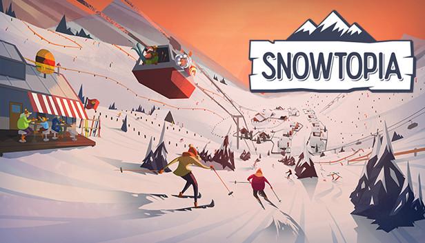Snowtopia: Ski Resort Tycoon PC-cover game