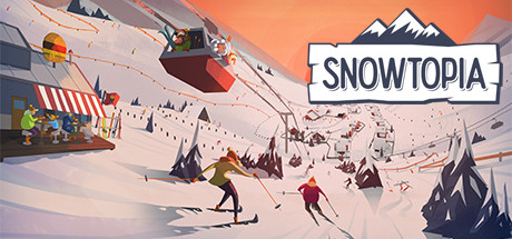 Snowtopia: Ski Resort Tycoon Cover Image