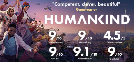 HUMANKIND™ Cover Image