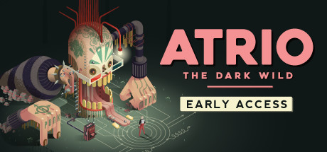 Atrio The Dark Wild Capa