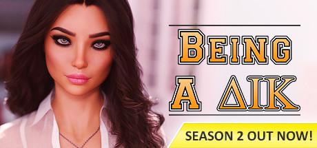 Being a DIK - Season 1 Cover Image