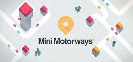 Mini Motorways [PT-BR] Capa