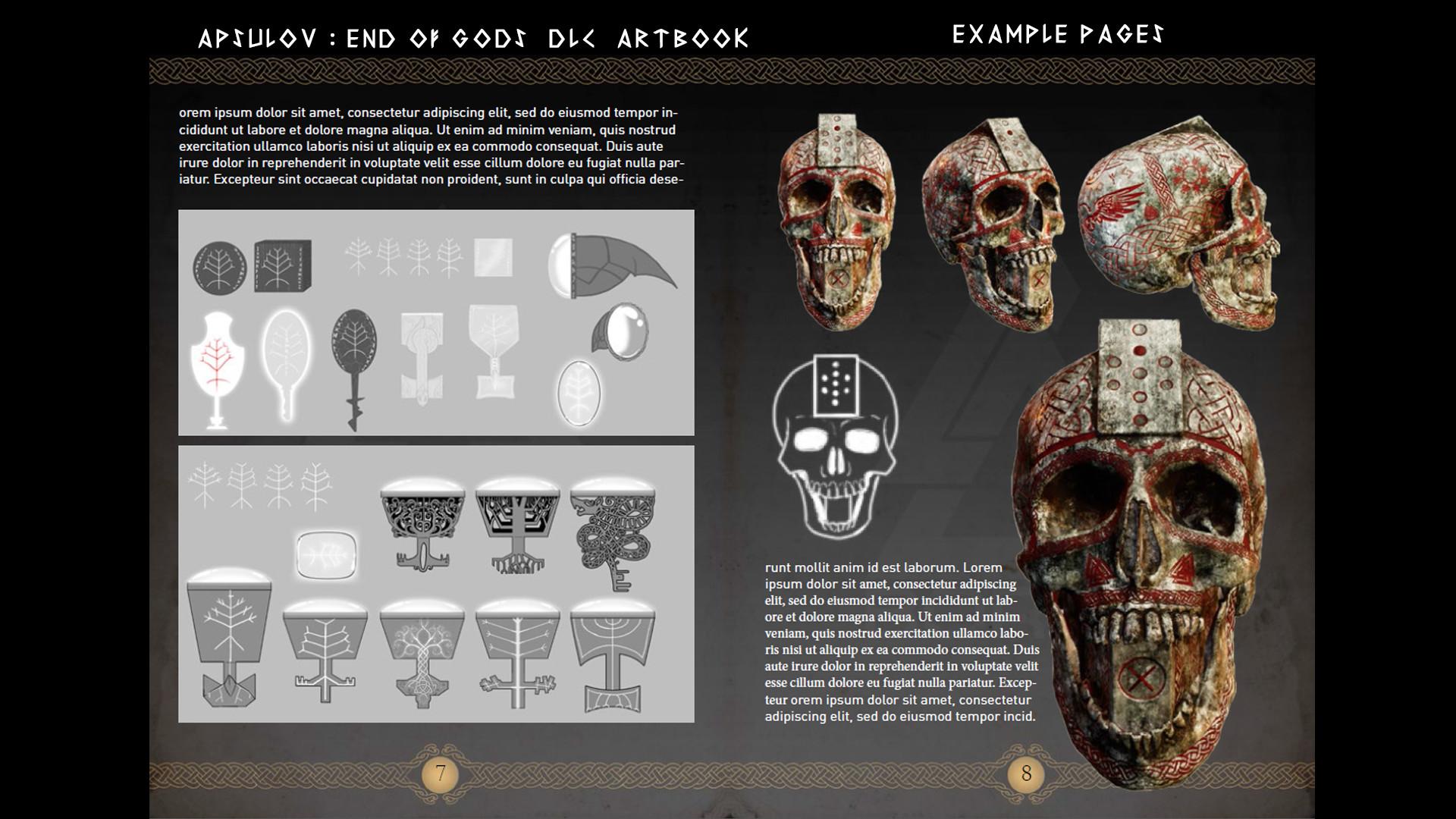"""""""Apsulov: End of Gods"""": el videojuego de terror nórdico llega a PlayStation 5"""