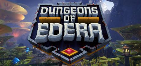Dungeons of Edera [PT-BR] Capa