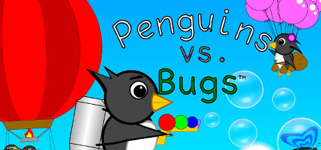 Penguins vs. Bugs Cover Image