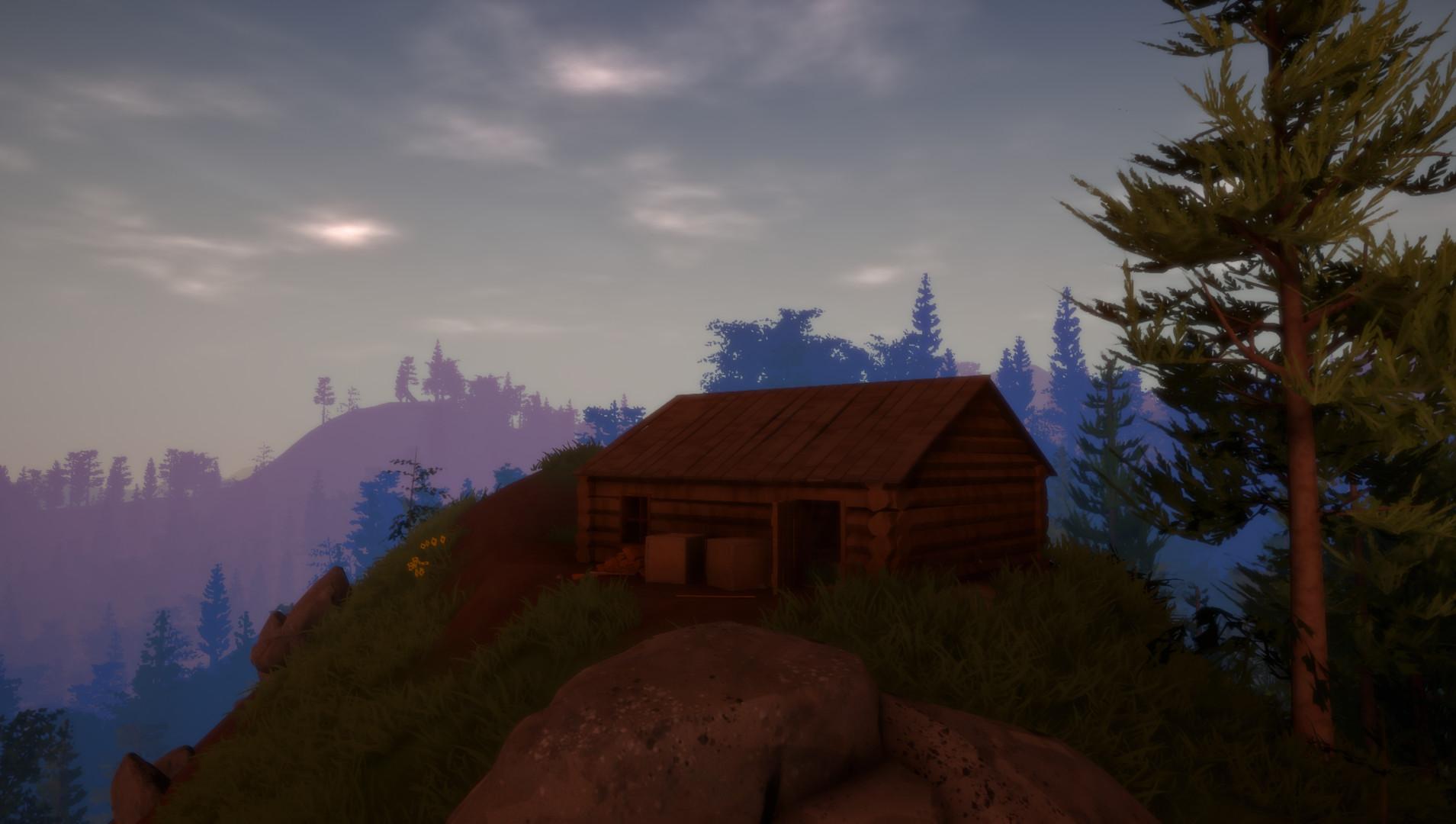 Wolf Ridge Game