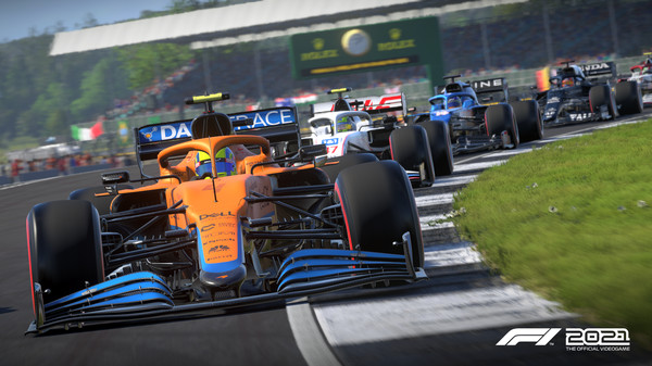 F1 2021 for free