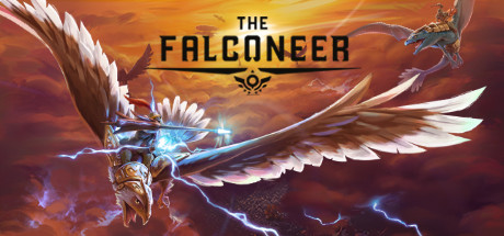 The Falconeer Capa