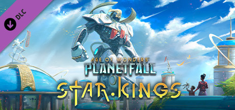 Age of Wonders Planetfall  Star Kings Capa