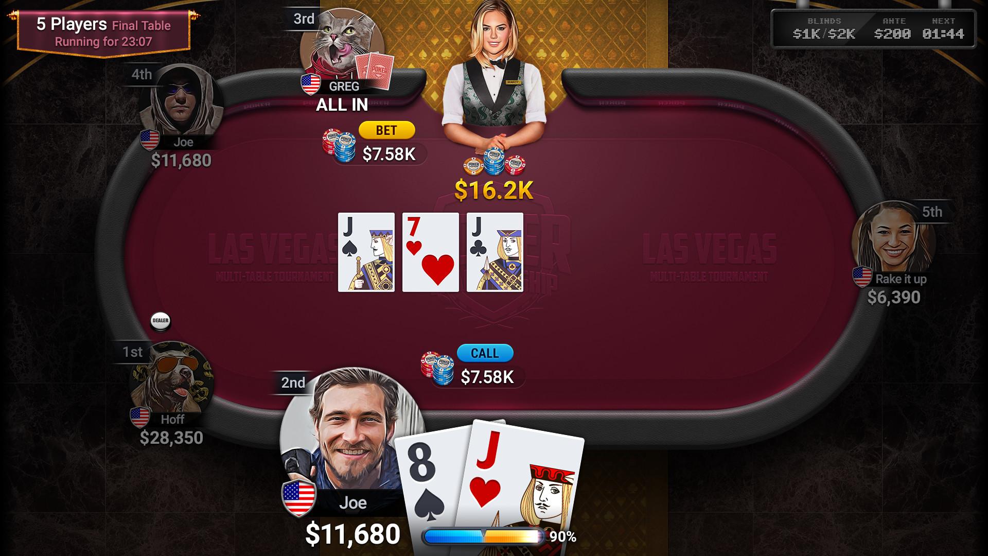 покер онлайн игра на комп