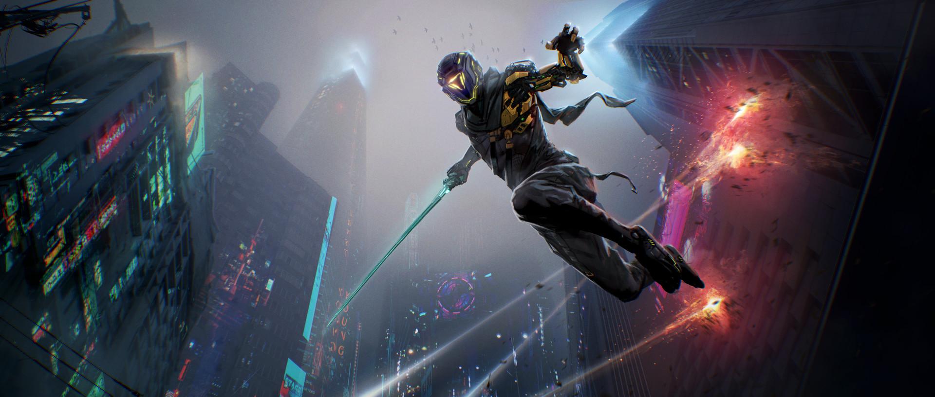 Ghostrunner confirma su fecha de lanzamiento en un nuevo tráiler 2